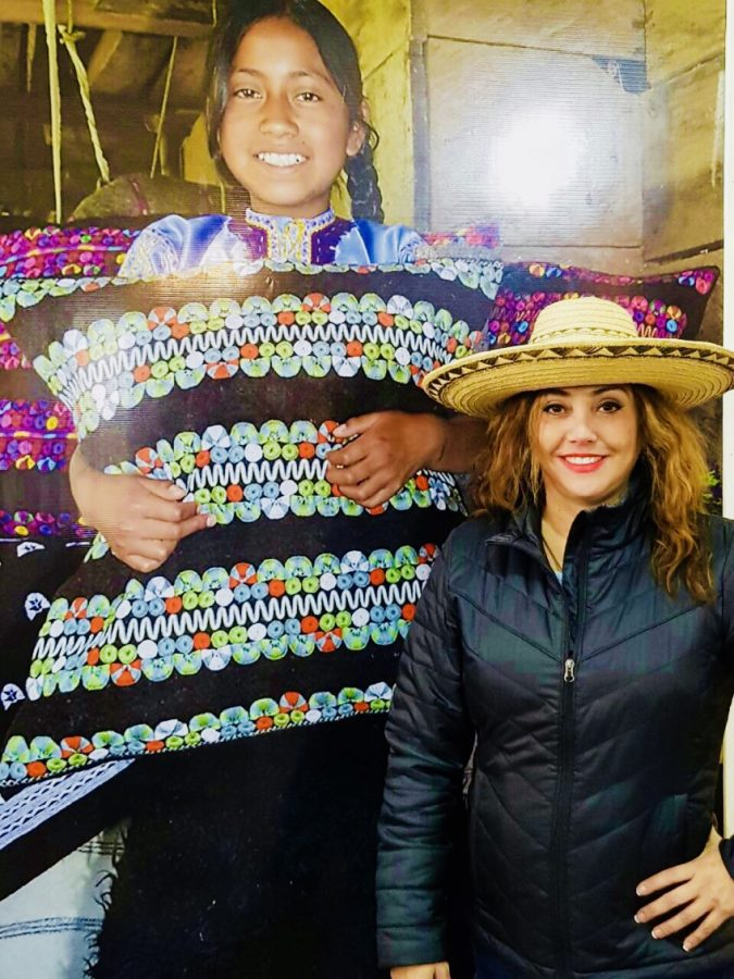 Makkela supporting indigenous groups in Chiapas, Mexico