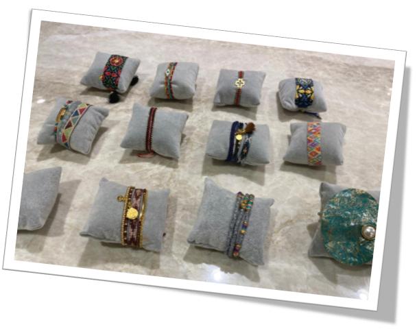 New Makkela's Beaded bracelet collection 2020!
