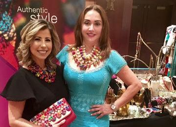 Makkela Supporting Latin Women Initiative Fashion Show and Market
