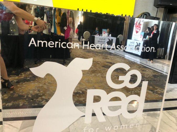 Makkela support American Heart association 2019