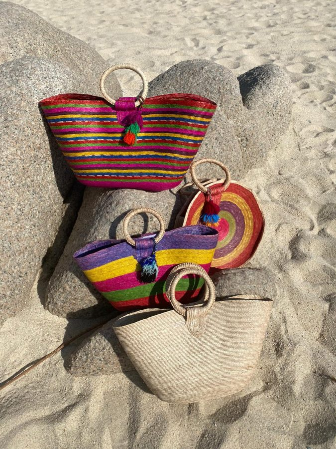 Beach bags new summer collection 2021