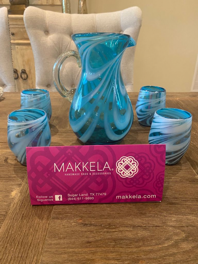 New Makkela's Blown glass arrivals